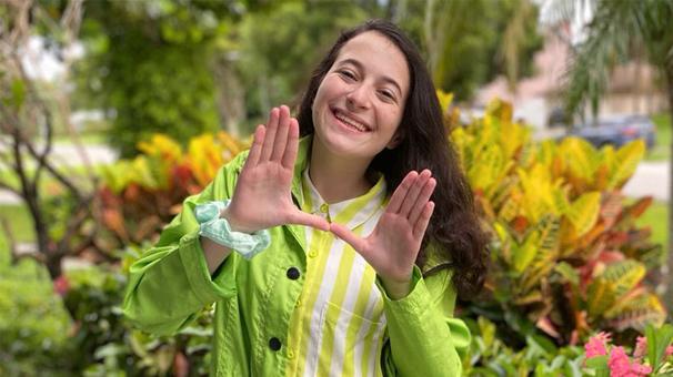 Alumna Kayla Abramowitz